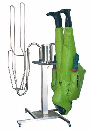 TOP TROCK - system do suszenia ubrań gazoszczelnych